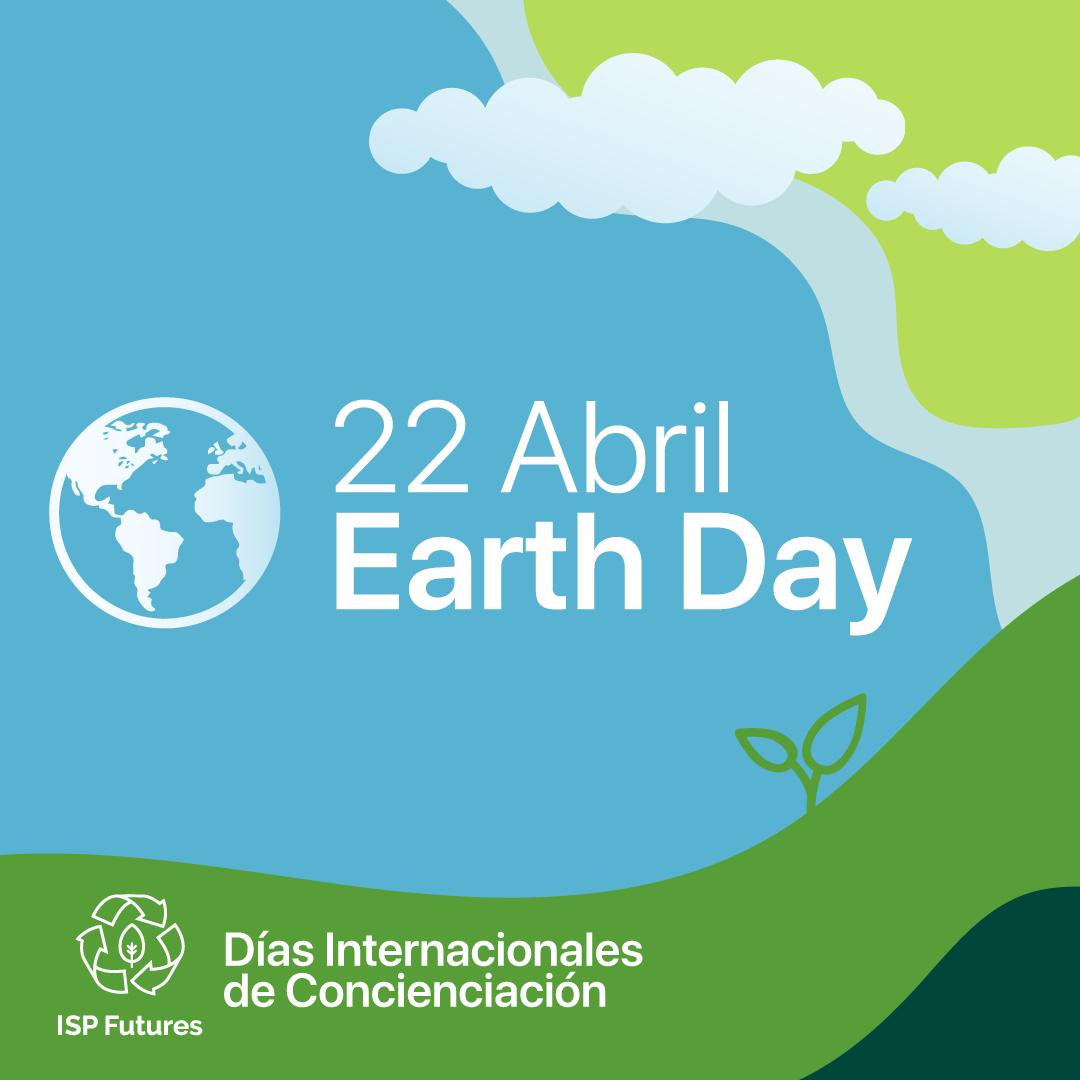 Día Internacional de la Madre Tierra - 22 de abril de 2021